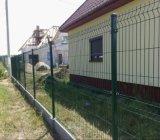 高い安全性の網の塀か溶接されたパネルの塀または鉄条網