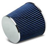 Hoge Stroom om Filter van de Lucht van het Chroom de Hoogste Blauwe