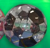 Aufblasbare kundenspezifische Fußball-Art Belüftung-gehende Wasser-Kugel