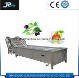 新しい設計されていた果物と野菜の処理機械野菜フルーツの洗浄および乾燥機械