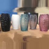 De unieke Vaas van de Ambacht van het Glas van het Glaswerk van het Decor van het Huis