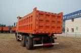 10의 바퀴를 가진 Beiben Ng80 팁 주는 사람 트럭 또는 쓰레기꾼 트럭 또는 덤프 트럭