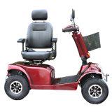4年配者のための車輪2人の中国の電気スクーター