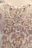 Роскошный Strapless Ballgown устраивающих Платье вечернее свадебные платья 2017 Wgf150