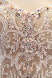 Vestido de casamento Strapless luxuoso 2017 Wgf150 do vestido nupcial de Ballgown