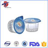 PP tampas de lâmina de selagem de copo de água com 73 mm de diâmetro