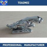 Эмблема значка автомобиля эмблемы Jagaur изготовленный на заказ крома металла 3D раговорного жанра