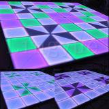 DMXの段階RGBの携帯用ディスコLEDのダンス・フロアDJの照明