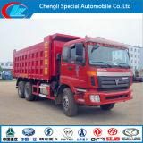 Foton 6X4 무겁 의무 Tipper Truck