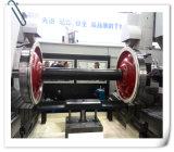 Tornio famoso di CNC del professionista della Cina per lavorare rotella alla macchina ferroviaria (CK61160)