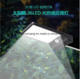 Solar LED Lámpara de Pared de Navidad decoración iluminación de exterior