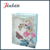 Mit Funkeln Rose u. Basisrecheneinheits-Einkaufen-Träger-Geschenk-Papierbeutel anpassen