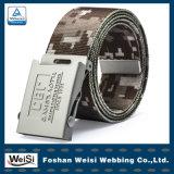 Camouflage Fabric Belt van katoen voor militair gebruik