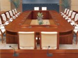 Grandi Tabella e presidenze rettangolari della sala riunioni di figura