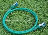 Cat5e ha protetto il cavo incagliato STP 1m del cavo di zona di Ethernet