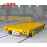 Einfache gebetriebene Materialtransport-motorisierte Transport-Karre für Übergangsfahrzeug