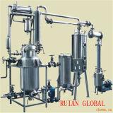 Máquina de concentração de extração de plantas