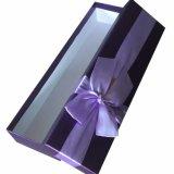 Contenitore di regalo di carta impaccante del cioccolato promozionale