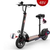2020 Nova Dobragem E Rolete enrolador eléctrico portátil Scooter 500W para Adulto