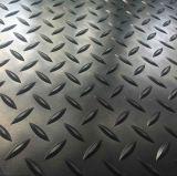 Anti-dérapant tapis en caoutchouc de diamant de haute qualité