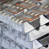 L'aluminium de haute pureté A5N Lingot 99.99 / ADC12 lingot en alliage aluminium / A380 Prix de lingots d'aluminium
