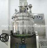 Máquina de mistura de emulsão de homogeneização do vácuo para o detergente do champô