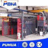 De automatische HandLucht die van de Zaal van het Recycling Zandstralende Kabinet zandstraalt (Q26)