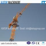 中国建物のための真新しいモデルTc6010 6tタワークレーン