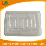 Personalize a bandeja de bolhas de plástico de alta qualidade