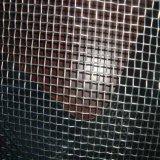 ステンレス鋼304の焙焼のためのひだを付けられた金網