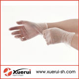 Хирургические устранимые стерильные перчатки PVC