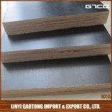 Fabricante fenólico de la madera contrachapada del precio de la tarjeta de la madera contrachapada impermeable del panel del encofrado del grado de la construcción