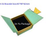 Caja de embalaje del papel cosmético del rectángulo del rectángulo de regalo de los rectángulos de joyería de la cartulina Jy-Jb92