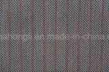 Tela listrada de T/R, 87%Polyester 13%Rayon, 240GSM