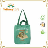 Способ Organic Cotton Bag, Cotton Canvas Bag, Reusable Canvas Tote Bag для Shopping