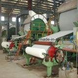 Papier de soie de soie de couleur faisant la machine