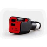 2 dans 1 chargeur de pointe USB de véhicule avec la version neuve 2016 d'épurateur d'air