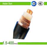 Alumínio/fabricante de cobre do cabo distribuidor de corrente do condutor