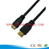 3D Kabel Fernsehapparat-HDMI mit Spitzen