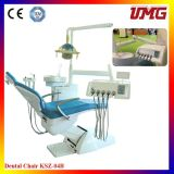 Chineses zahnmedizinisches Zubehör beendet verschobenen zahnmedizinischen Stuhl