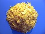 ナトリウムの硫化黄色の赤の薄片Hydratecas No. 1313-82-2年