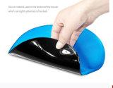 Gel de silicone personalizadas descanso de pulso mouse pad