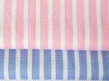 염색되는 도비 Shirting 직물 털실
