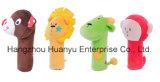 Het nieuwe Ontwerp Gevulde Stuk speelgoed van de Rammelaar van de Hand van de Baby