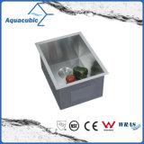 Hand-Made Undermount évier de cuisine en acier inoxydable (ACS1520A1)