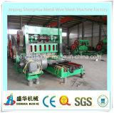 Placa de metal expandido fabricante de máquinas de malla (Made in China)