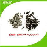 Ácido húmico de la mezcla de la fabricación, aminoácido, fertilizante orgánico del polvo de la proteína