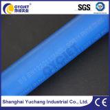 UVlaser-Markierungs-Maschinen-Drucken auf PPR Belüftung-PET Rohren