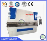 Machine à cintrer hydraulique hydraulique de plaque en acier de WC67Y-250X4000 E21 PressBrake