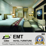 현대 형식 별 호텔 가구 Bedroomset (EMT-A1204)